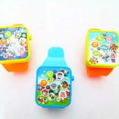 Детские умные часы- барбоскины, щенячий патруль, робокар Полли 1001A/1002A/1003A/5053 наручные