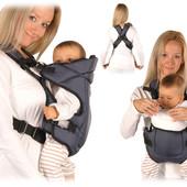 Кенгуру рюкзак- переноска для детей Butterfyl 14 standart Womar (оригинал) Польша