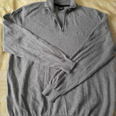 Кофта Hugo Boss 100%wool/laine(оригинал)р.48