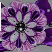 Ободок Фиолет