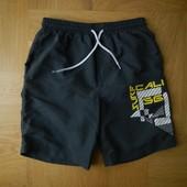9 лет Matalan отличные легкие фирменные шорты. Длина - 40 см, пояс 39-37 см, бедра - 44 см, посадка