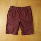 6-7 лет George новые шорты бриджи хлопок. Длина - 40 см, пояс с утяжками максимум 31 см, бедра - 36