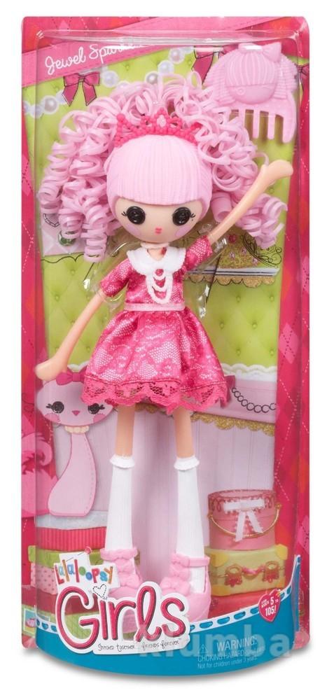Lalaloopsy girls basic doll- jewel sparkles лалалупси принцесса блестинка фото №1