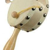 Барабан с ручкой, Bino (86551)