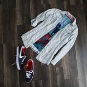 Рубашка джинс. Jane Norman р.M-L