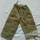 Летние бриджи-штаники для девочки, Pampolina, 98см