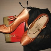 Туфли Galex стандарт 25 см (39 р.) каблук 5 см
