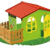 Домик детский игровой с террасой. Garden House