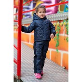 Классный, очень тёплый детский костюм-тройка Nike! 4-9 лет!