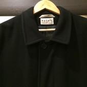 Снизила цену! 199 Чёрное шерстяное пальто