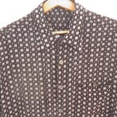 Нарядная  рубашка мужчине с 48-50 размером