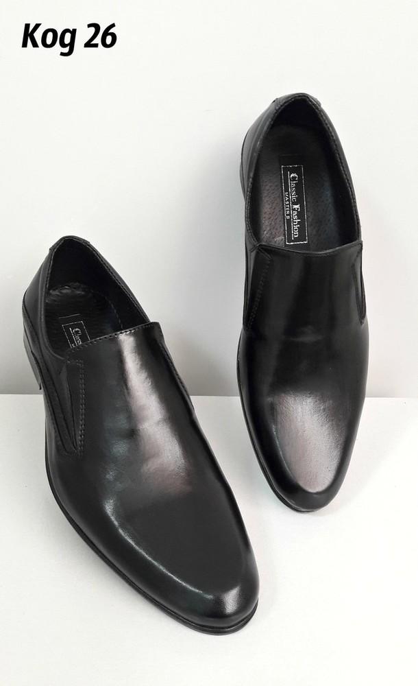 Классические туфли из натур кожи в наличии! ava26 фото №1