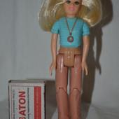 Mattel Polly Pocket кукла Маленькая куколка фигурка Полли Покет шарнир
