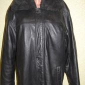 Кожаная куртка Gold East р.3XL