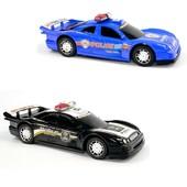 Машина гоночная , 2 цвета , инерционная, 30х12х9 см,