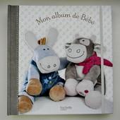 альбом для новорожденных на французском