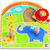 Первые вкладыши «В зоопарке», Hape E1302