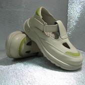 Туфли  бежевые кожаные 20р.Floare (Флоаре)Молдавия