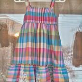 Нарядный сарафан Marks&Spencer для девочки 6 -7 лет ( 116 -122)