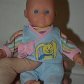 Фирменный очаровательный пупс кукла куколка в костюмчике редкая симба Simba