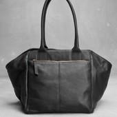 Шикарная кожаная сумка от & Other stories