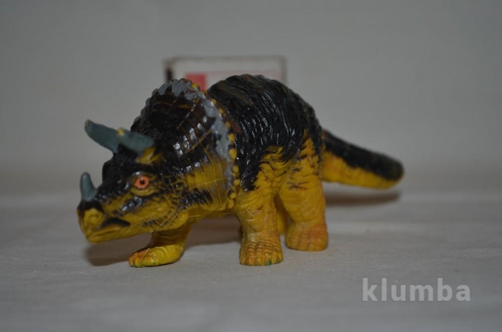 Динозавр triceratops фигурка коллекционная 1992 год раритетный фото №1