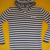 Мужской фирменный свитер D&G,размер L-XL.
