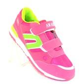 Яркие кроссовки 8503 (2 цвета)