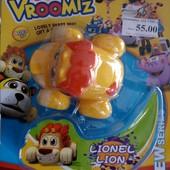 Машинка Vroomiz (врумиз) - львёнок