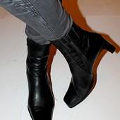 Ботинки Paul Green Австрия кожа полная 39 р  демисезон