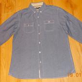 Стильная рубашка George для мужчины, размер L
