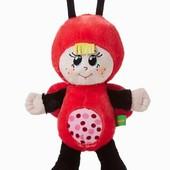 Ведмедик, мишка, заец, зайчик, бджілка крихітка тм левеня мягкие игрушки