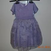 Платье нарядное на 1.5-2г.