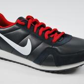 Nike Air мужские кроссовки с замшей