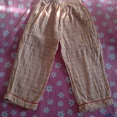 Пижамные штаны фирмы Topolino размер 110