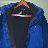 Куртка на все сезоны ветровка, флиска, размер 48, 50.