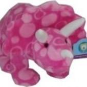 Динозаврик розовый от  Devilon