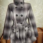 Dorothy Perkins Пальто модное стильное р 12