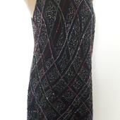 Шикарное платье на р.S