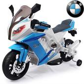 Детский электромотоцикл BMW ( 3 цвета)