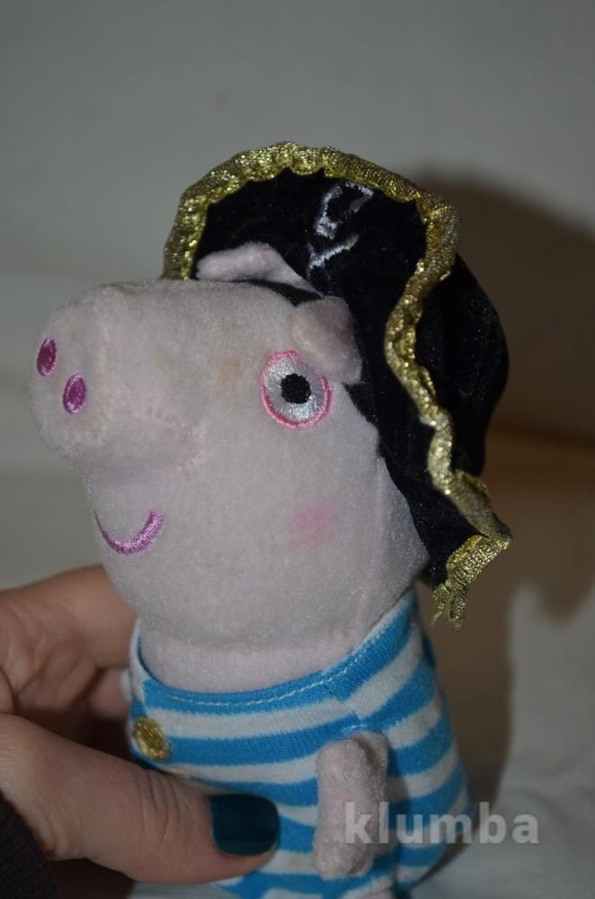 Джордж пират с озвучкой peppa pig пеппа пиг свинка фото №1