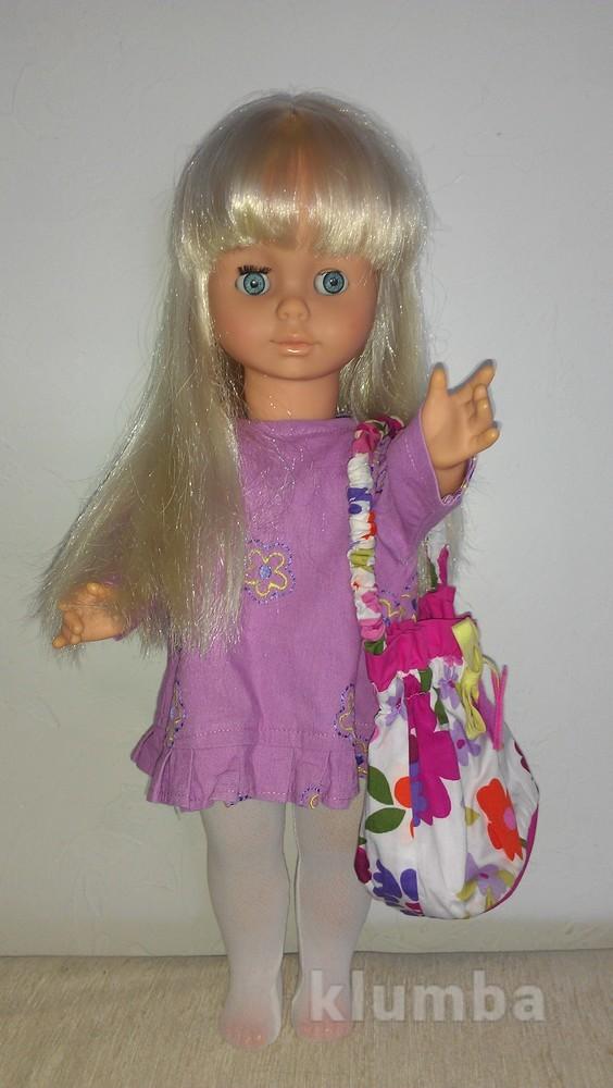 Кукла lissi batz гдр винтаж роскошные волосы фото №1