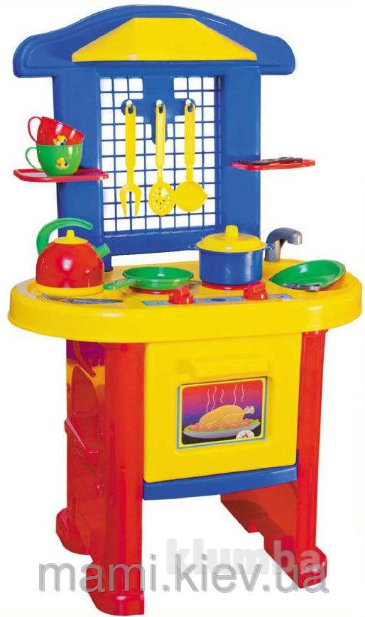 Детская игровая кухня 3, технок 2124 фото №1