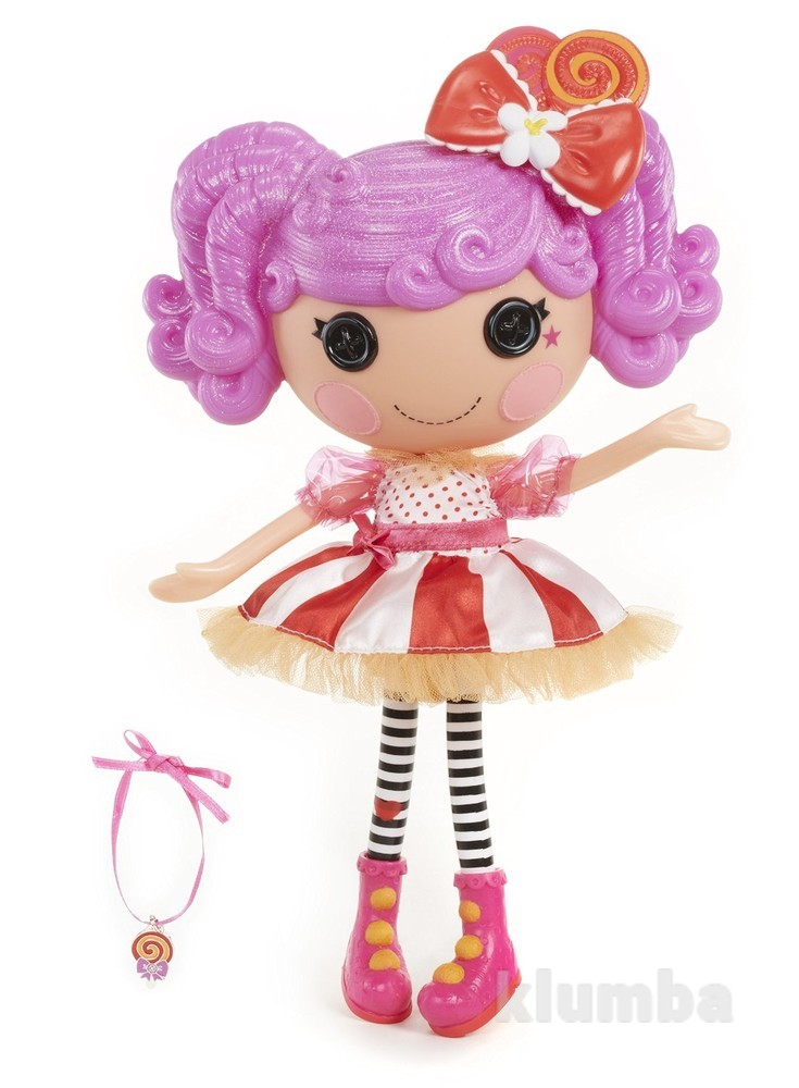 Кукла lalaloopsy super silly party large doll- peanut big top фото №1