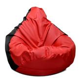 """Кресло-мешок """"спорткар"""" 120х90 см из микро-рогожки"""