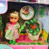 Кукла Еви с черепашкми