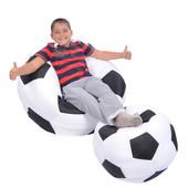 Детское кресло-мешок, мяч 80 см