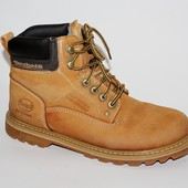 Ботинки 44 р Dockers Германия кожа зима оригинал
