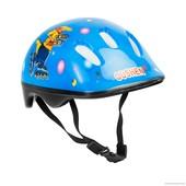 Детский защитный шлем Овшен код 121 для велосипедов роликов самокатов беговелов