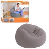 Велюр кресло 68579 Intex